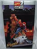 Marvel Comics Spider-Man Glue Together Level 2 Model Kit
