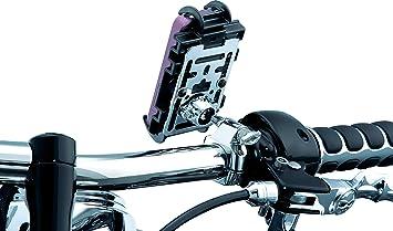 Standard Tech-Connect Cradle GPS Device//Phone Holder Mount Kuryakyn 1693 Motorcycle Handlebar Accessory