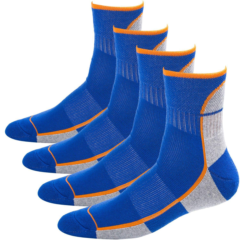 Tkivod SOCKSHOSIERY メンズ B07HFC3VVV 4-9|Blue Blue 4pair Fit Fit 4-9 Men Shoe Size 4-9 Fit Men Shoe Size 4-9|Blue 4pair, 長生村:59ed048a --- ero-shop-kupidon.ru