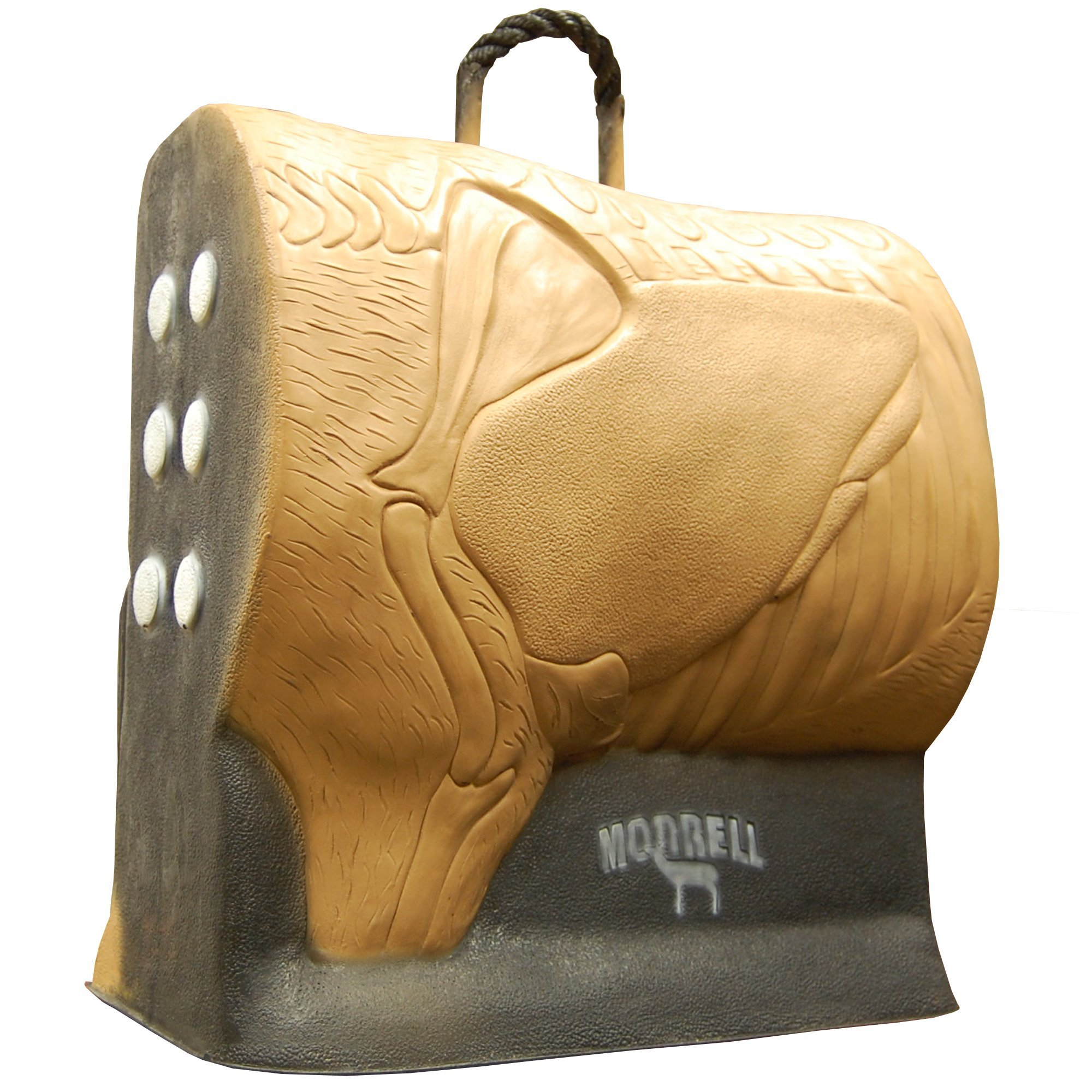 Morrell Back to Back Combo Solid Foam Archery Target - for Field Tips or Broadheads by Morrell