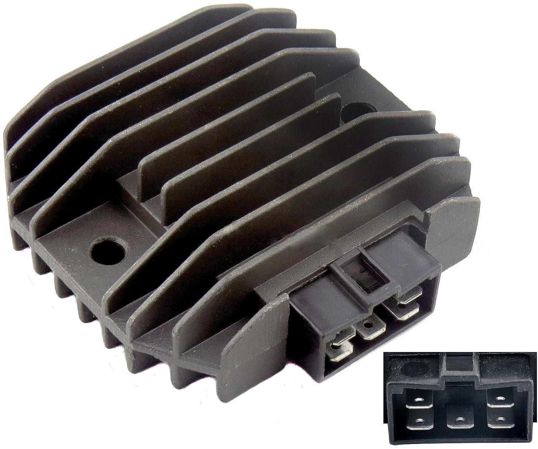 Voltage Regulator Rectifier Yamaha YZF R6 1997-2005 YZF-R6 YZFR6 YZFR 6 YZFR-6 KINGSTORE 4333042879