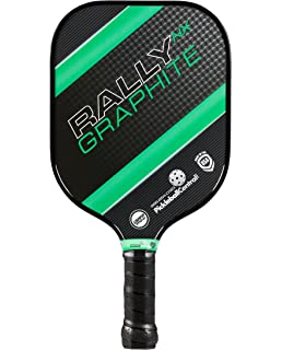 Pickleball Paddle – Rally NX Graphite Pickleball Paddle | Composite Honeycomb Core, Graphite Carbon Fiber