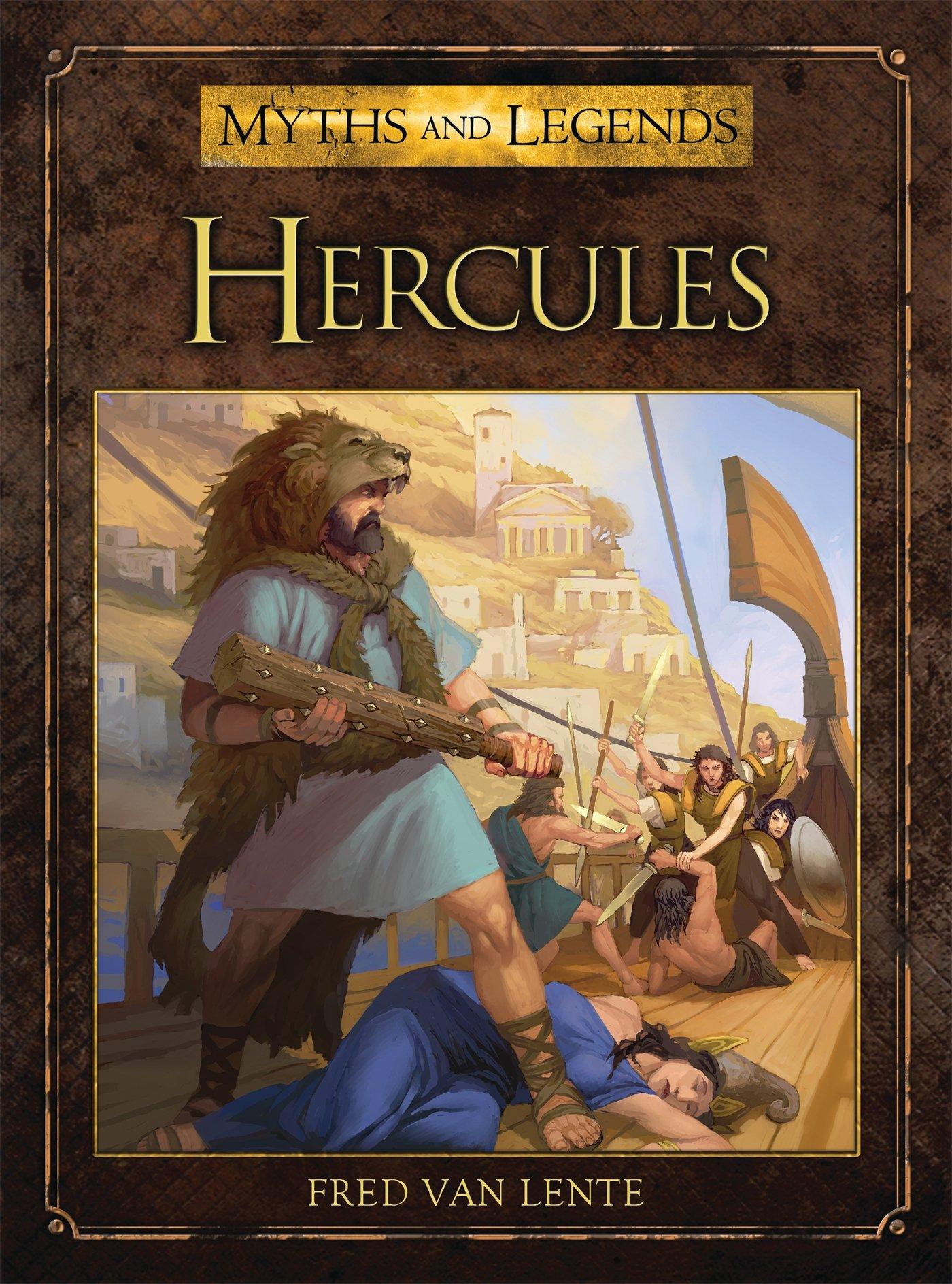 Hercules (Myths and Legends): Fred Van Lente, Alexey Aparin ...