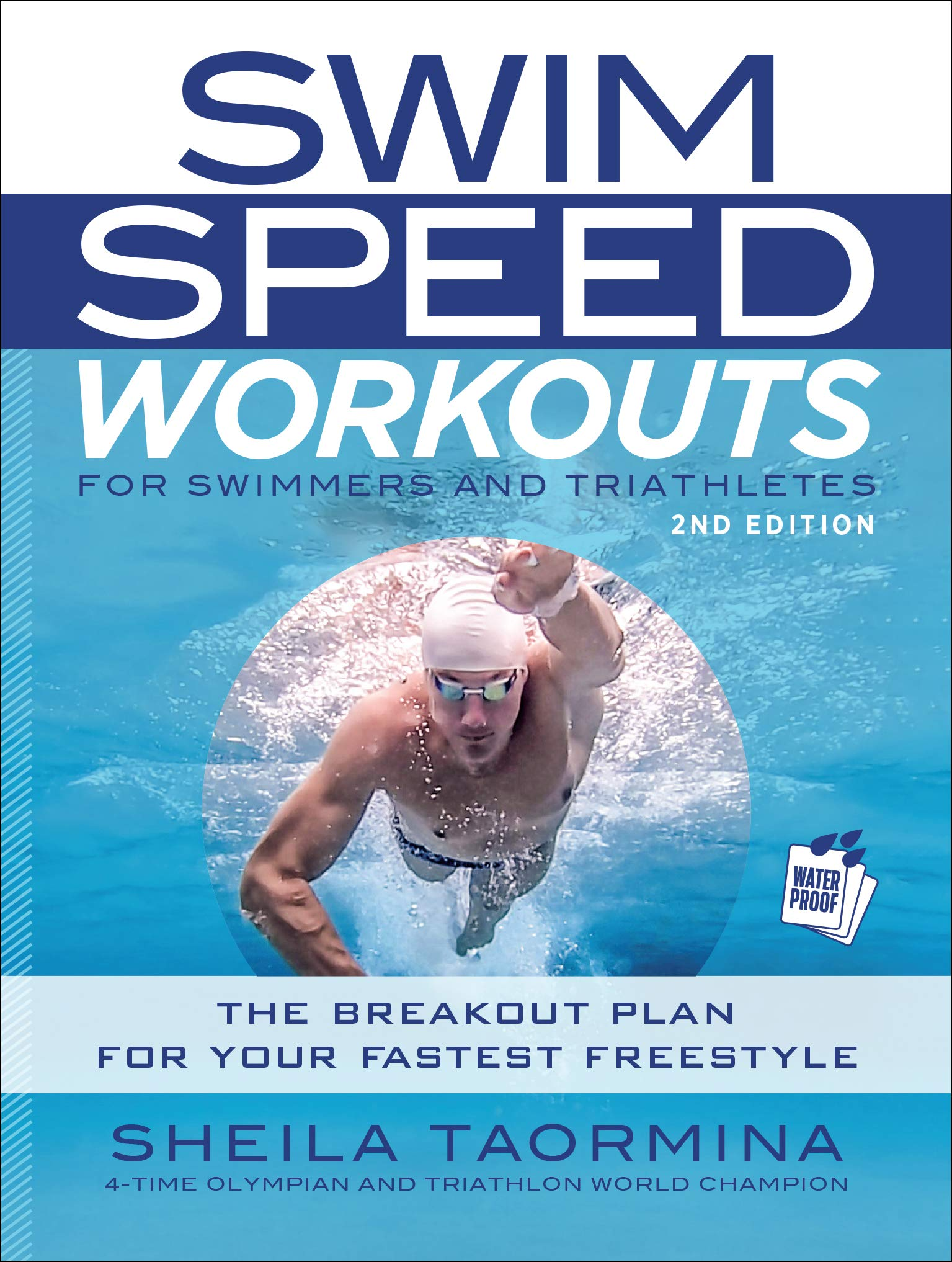 Swim Speed Workouts For Swimmers And Triathletes  The Breakout Plan For Your Fastest Freestyle