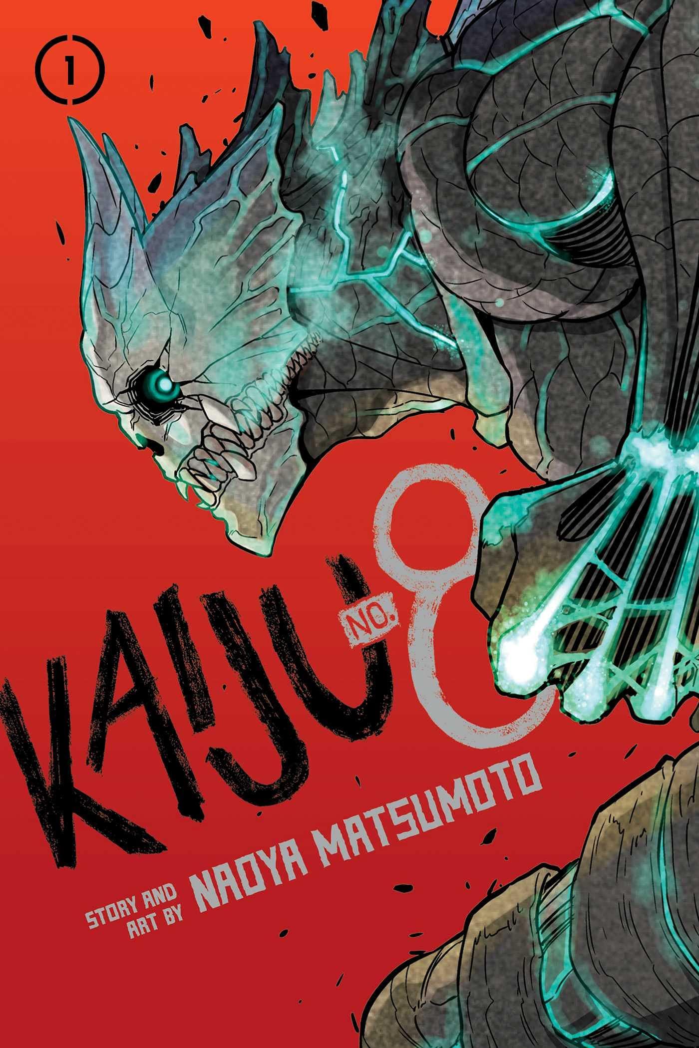 Kaiju No. 8 1 : Matsumoto, Naoya: Amazon.it: Libri