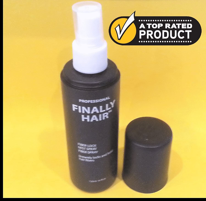Amazon.com: Finally Hair, espray para cabello Sujeció ...