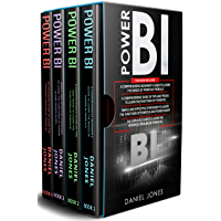 Power BI: 4 in 1- Beginner's Guide+ Tips and Tricks+ Simple and Effective Strategies to learn Power Bi and Power Query…