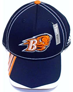 new style 6017e 7b839 Bucknell University Bisons Player Structured Flex Adidas Hat - L XL - TW37Z