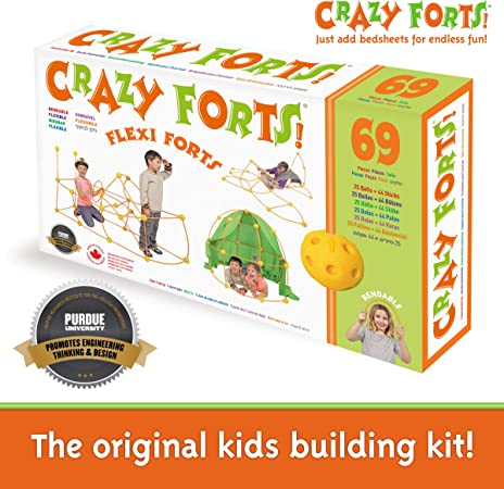 Everest Toys Flexi-Forts Set by Everest Toys: Amazon.es: Juguetes y juegos