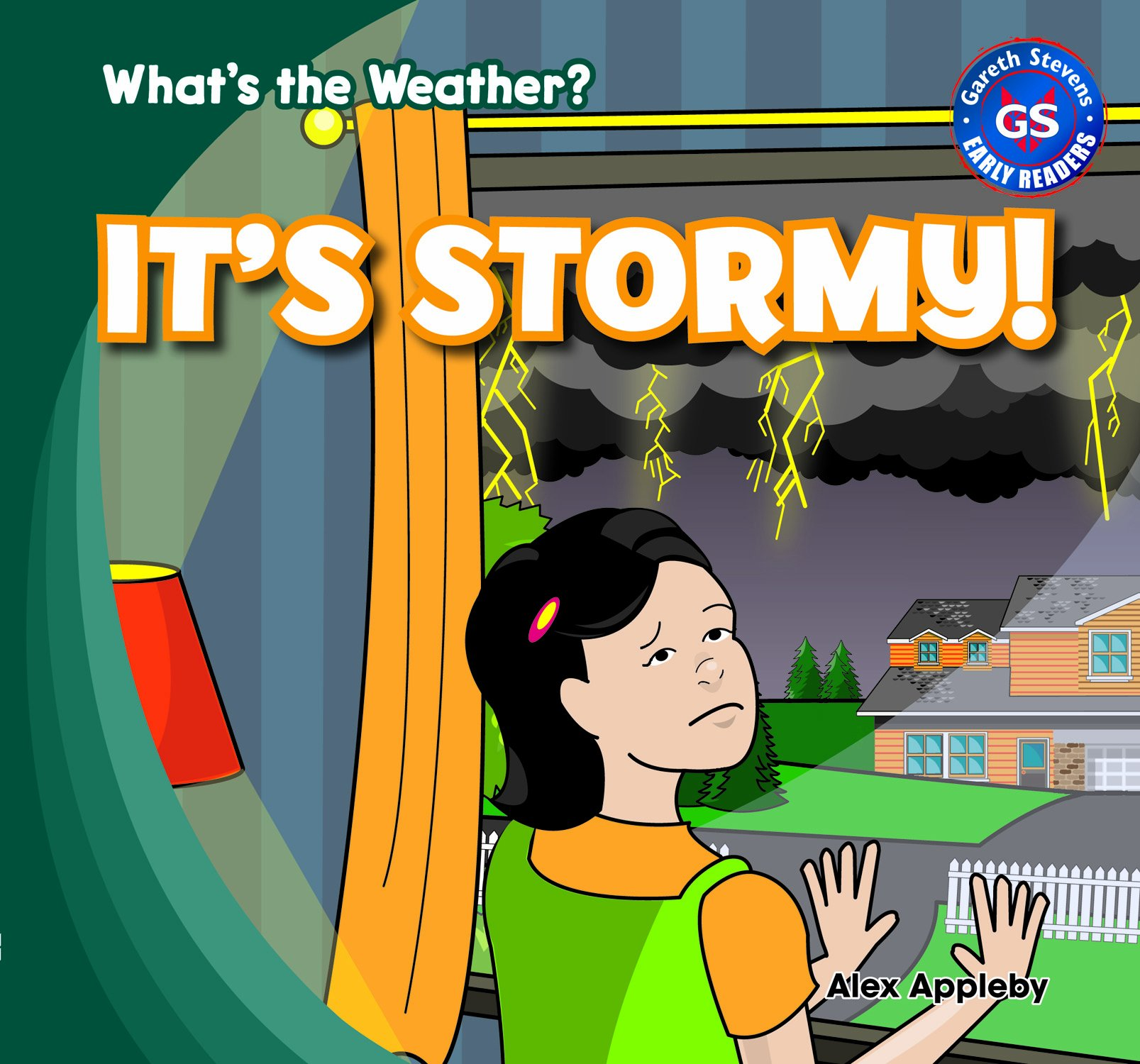 Read Online It's Stormy! (What's the Weather?) pdf epub
