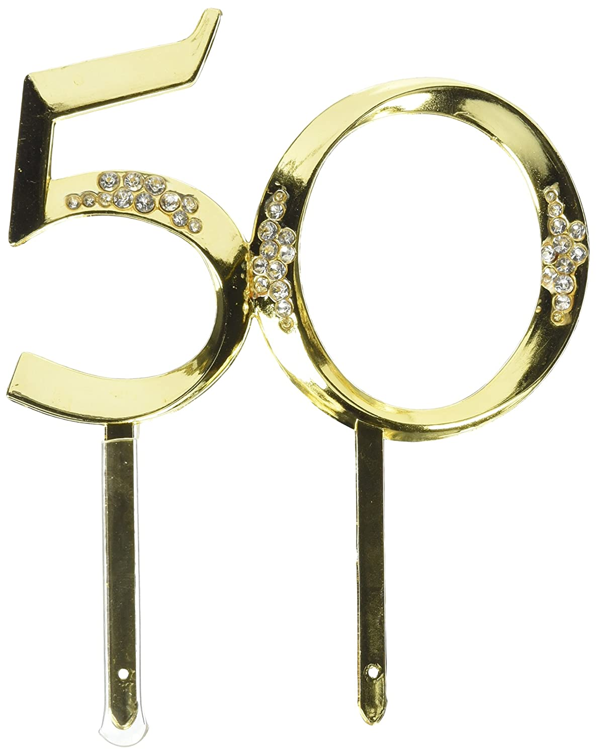 Wilton Gold 50th Anniversary Pick 1008-762