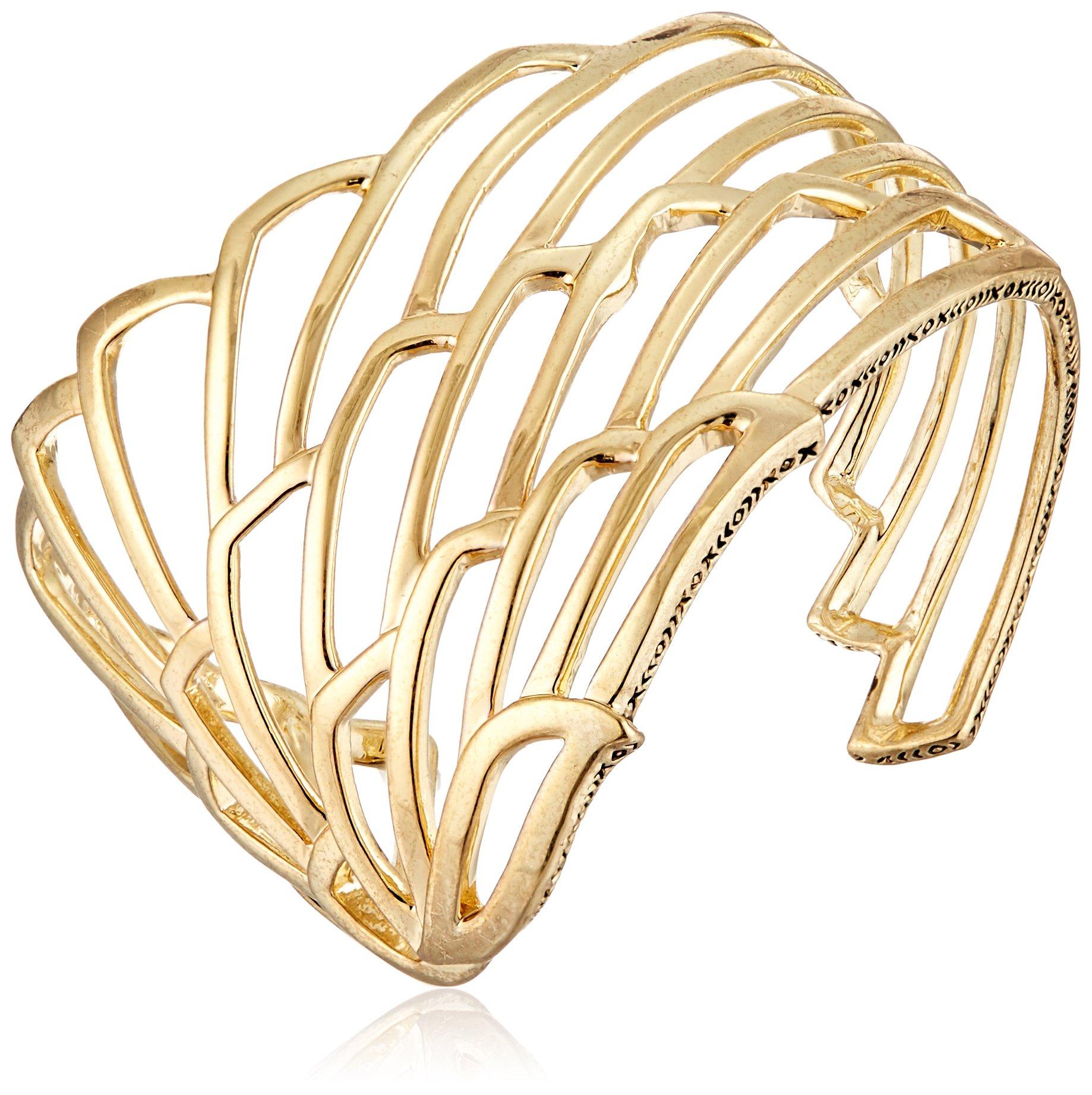 House of Harlow 1960 The Avium Cuff Bracelet