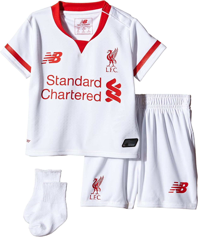 New Balance Liverpool FC Away - Conjunto para bebé, Color ...