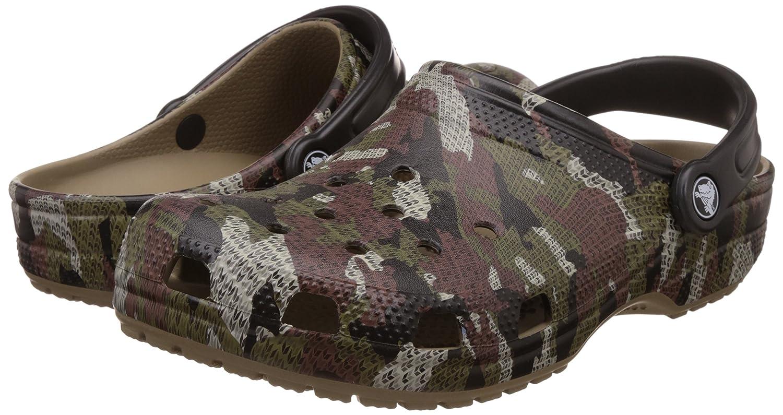 dba68ef1a5f3b Amazon.com | Crocs Unisex Classic Camo Clog | Mules & Clogs