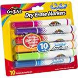 Cra-Z-Art Washable School Dry Erase Markers - 10 Count