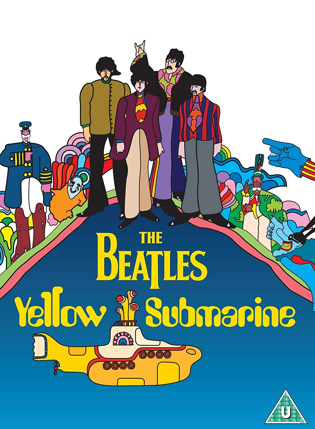 Amazon com: Yellow Submarine: The Beatles: Movies & TV