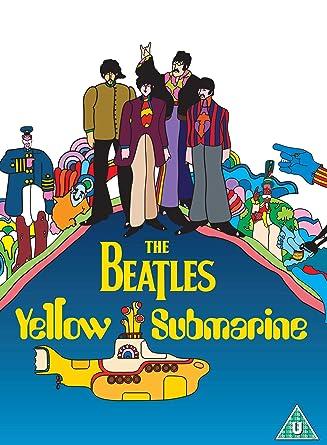 Amazon com: Yellow Submarine: The Beatles: Movies & TV