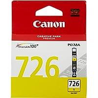 Canon Inkjet Cartridges CLI-726 Y