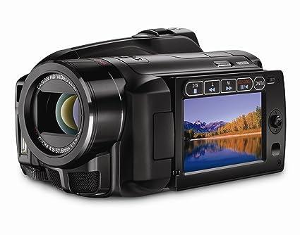 amazon com canon vixia hg21 avchd 120 gb hdd camcorder with 12x rh amazon com canon vixia hg20 manual pdf Owners Manual Canon