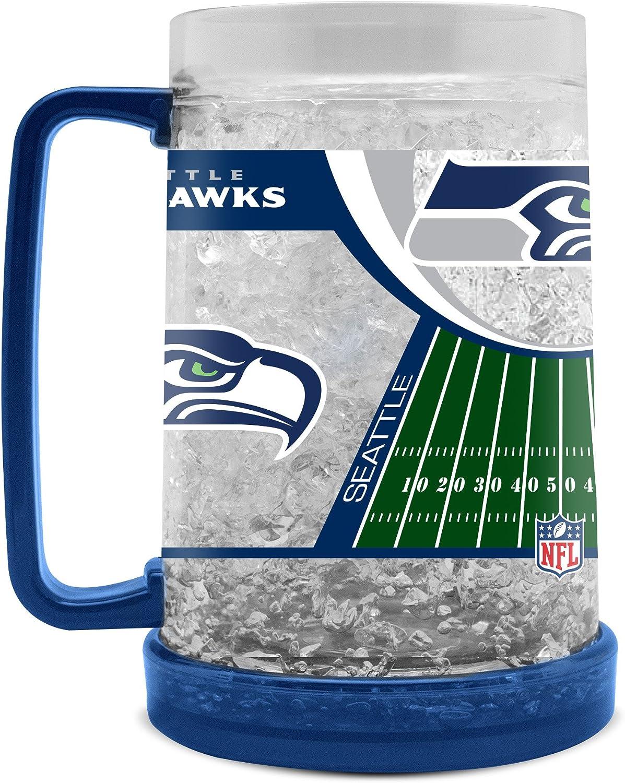 Duck House NFL Crystal Freezer Mugs
