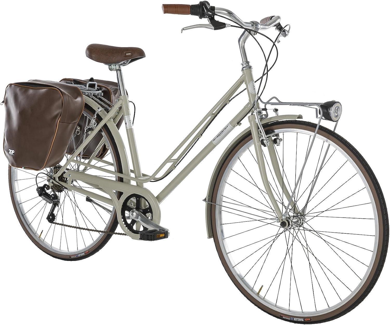 giordanoshop Rondina - Bicicleta para Mujer Ghiaia, 46 cm: Amazon.es: Deportes y aire libre