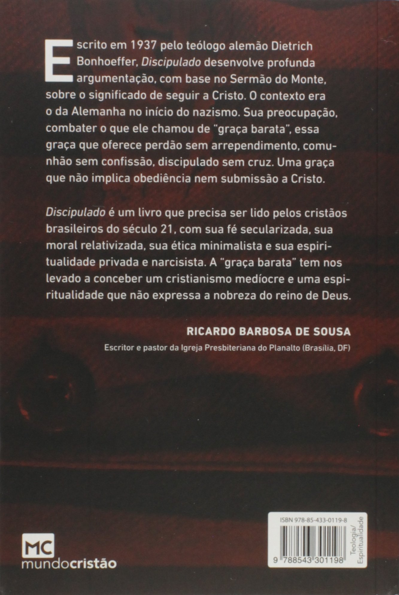 Discipulado Em Portuguese Do Brasil Amazones Dietrich