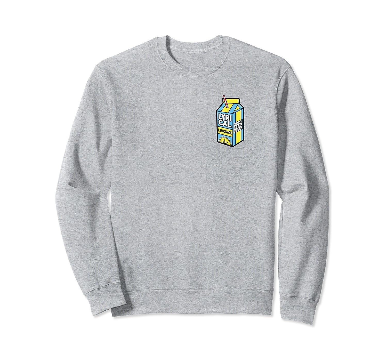 lyrical lemonade sweatshirt-alottee gift