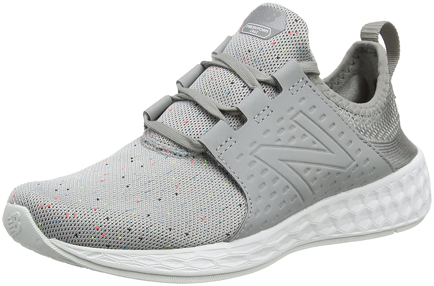 TALLA 37.5 EU. New Balance Fresh Foam Cruz Sport Pack Reflective, Zapatillas de Running para Mujer