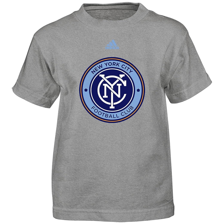 【代引き不可】 MLS キッズ ユースボーイズ チームロゴ 半袖Tシャツ Large Large (7) グレイ B01N17T4GQ グレイ B01N17T4GQ, es-life.wear:fe3ba4f0 --- a0267596.xsph.ru