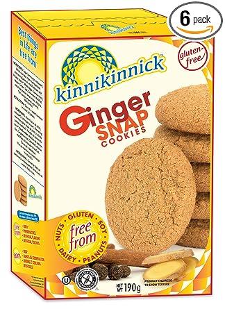 kinnikinnick Alimentos sin gluten Galletas: Amazon.com ...