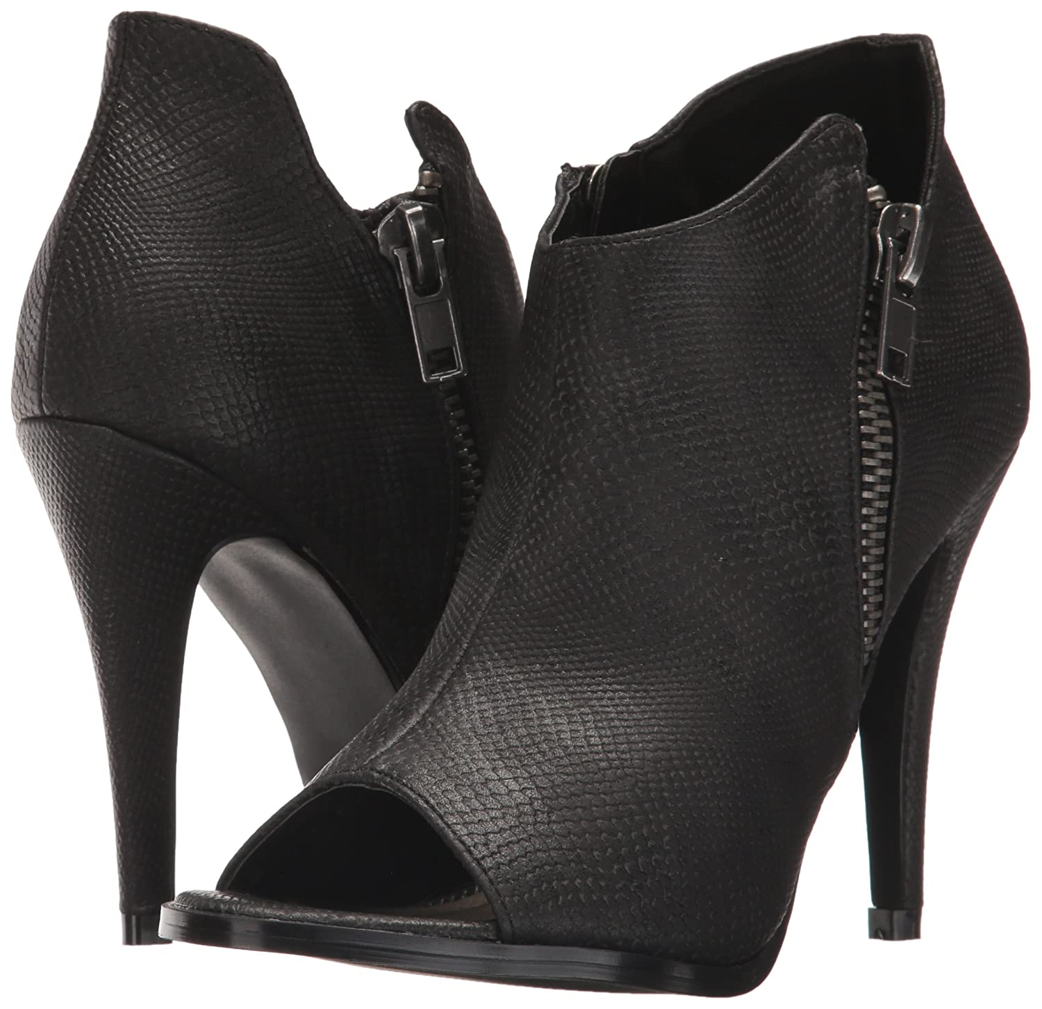Michael Antonio Women's Lia-Rep Ankle US|Black Bootie B071XN8ZP1 7 W US|Black Ankle 973f0b