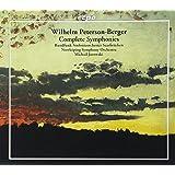 ペッテション=ベリエル:交響曲、管弦楽曲、ヴァイオリン協奏曲全曲集(5枚組)