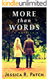 More Than Words (Seasons of Hope Book 3)