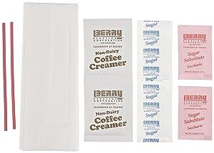 WNA 611912 9-Piece Coffee Condiment Kit, 12