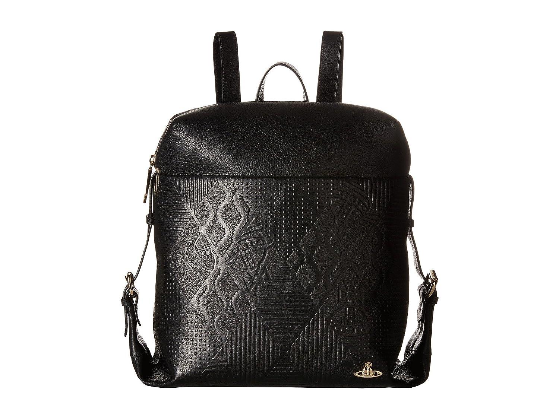 [ヴィヴィアン ウエストウッド] Vivienne Westwood レディース Hogarth Bag バックパック [並行輸入品]  ブラック B01N97YZ9Q