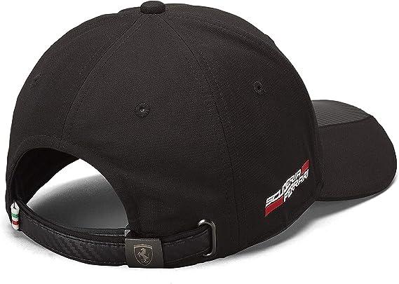 B.V Scuderia Ferrari F1 Karbon-Hut Schwarz Branded Sports Merchandising B.V