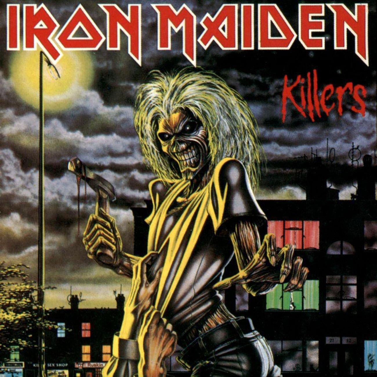 Killers: Iron Maiden: Amazon.es: Música