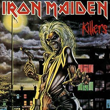 """Résultat de recherche d'images pour """"Iron Maiden - Killers"""""""