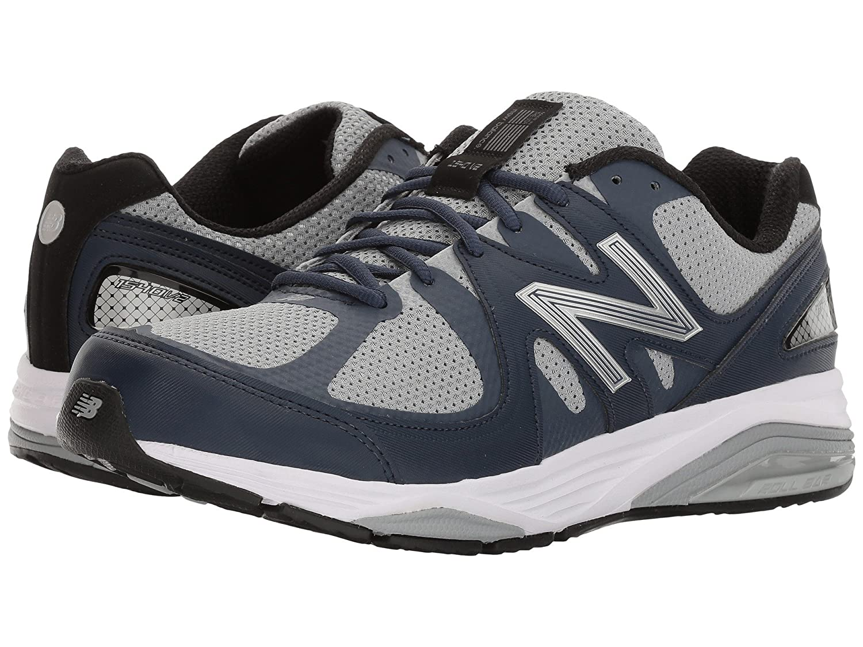 (ニューバランス) New Balance メンズランニングシューズスニーカー靴 M1540v2 Navy/Grey 11.5 (29.5cm) EE - Wide B07BQR9HJL