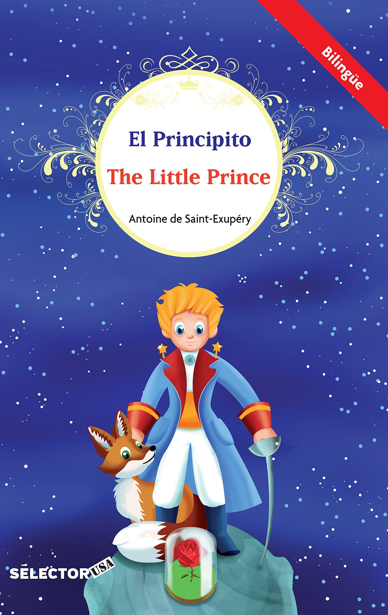 Download El Principito / The little prince (bilingüe) / The little prince (Bilingual) (Spanish Edition) (Spanish and English Edition) PDF