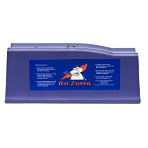 Rat Zapper RZC001-4 Classic Rat Trap - 1 Pack