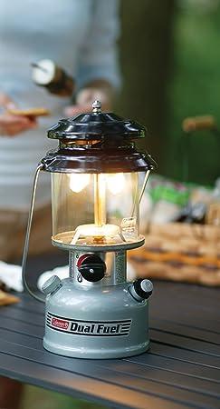 Coleman Premium Dual Fuel Lantern