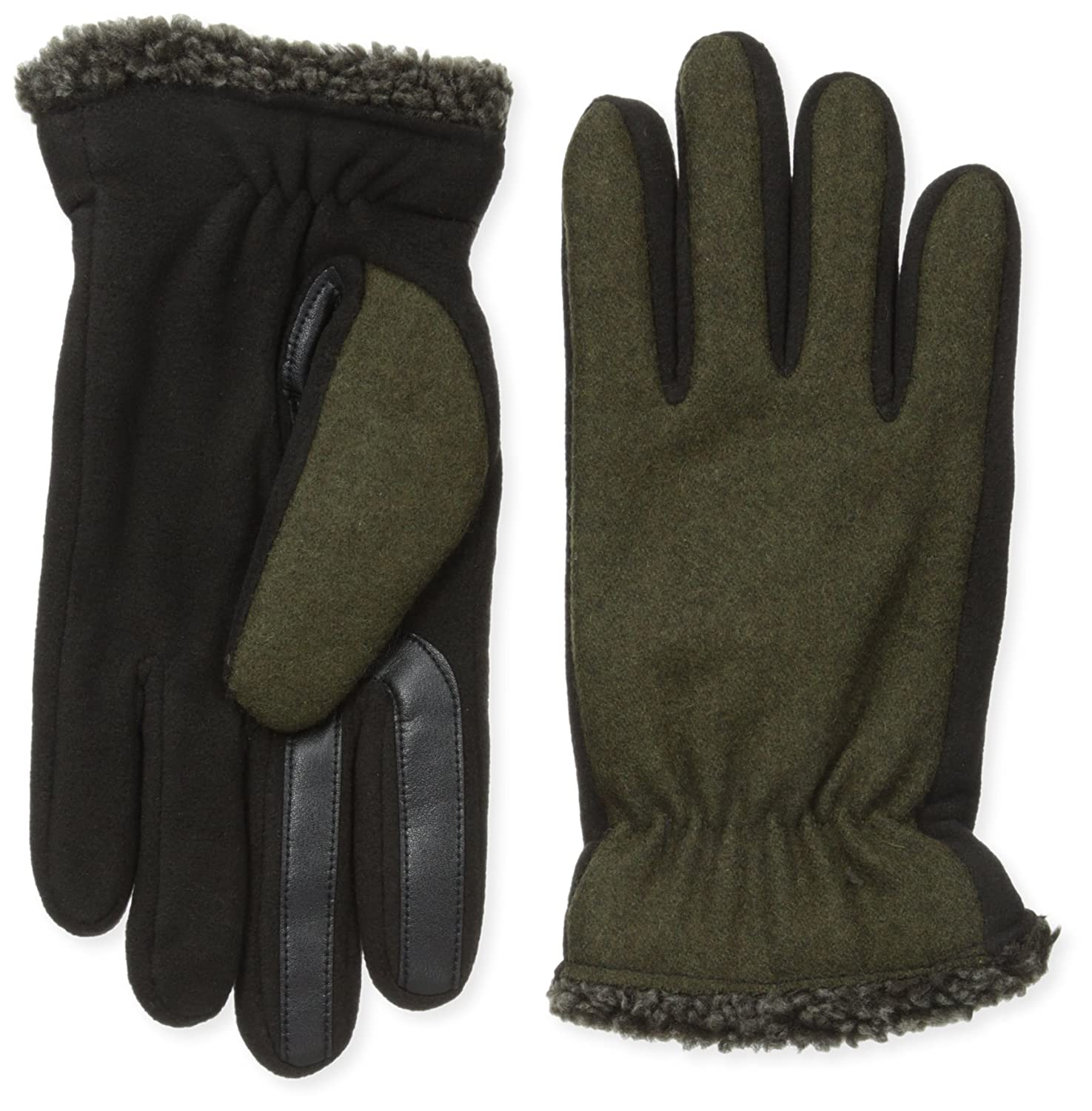 Mens gloves isotoner - Isotoner Men S Smartouch Thermaflex Glove