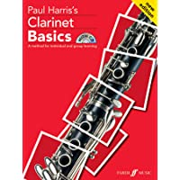 Clarinet Basics: Pupil's Book & CD(Basics Tutor Series)