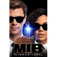 Men In Black: International [Blu-ray]