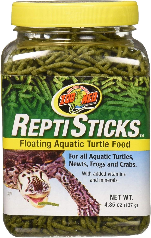 Zoo Med Reptisticks Turtle Food 5 Oz