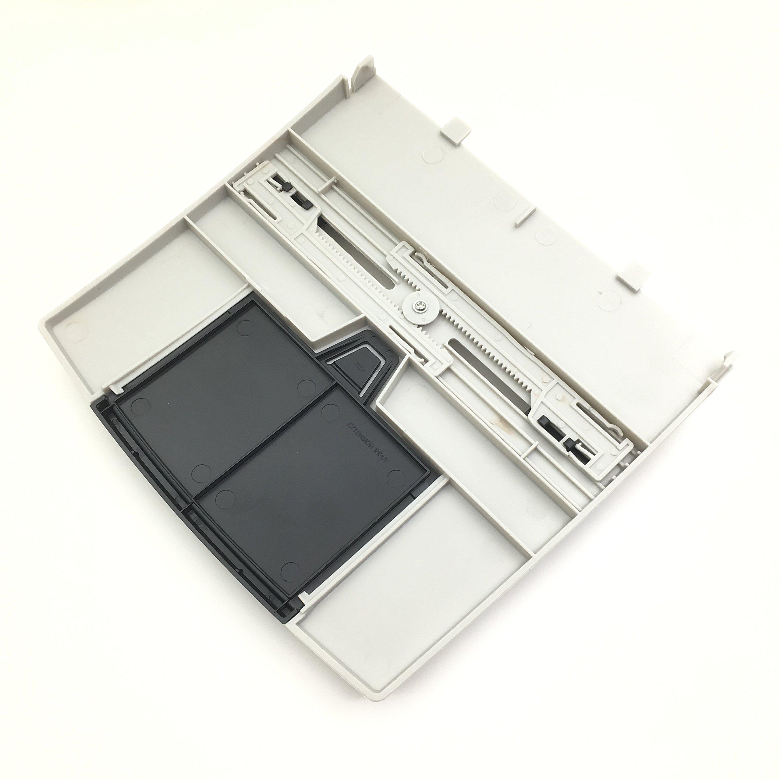 OKLILI Q6500-60119 Q3948-60214 CB534-60112 Q1636-40012 Q2665-60109 ADF Paper Input Tray for HP 1522 M1522 CM1312 CM2320 3390 3392 M2727 2820 2840 3050 3052 3055 by OKLILI (Image #4)
