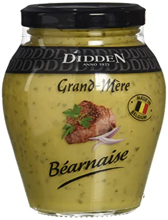 Didden Salsa Bearnesa - Paquete de 6 x 250 ml - Total: 1500 ml