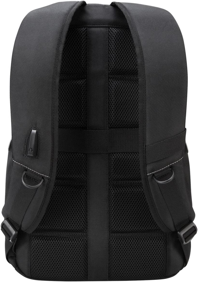 Targus Ascend Professional Business Laptop Backpack Black TSB710US Sleek and Durable Travel Commuter Bag