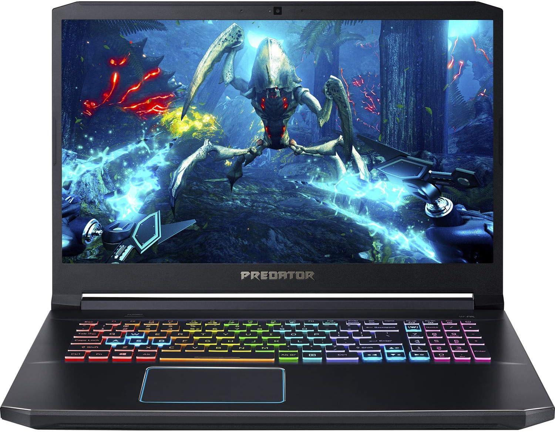 "Acer Predator Helios 300 - 17.3"" Intel i7-9750H 2.6GHz 8GB Ram 512GB SSD Win10H (Renewed)"